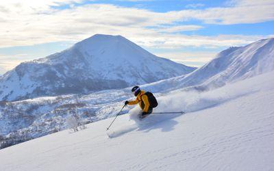 skitur med bus